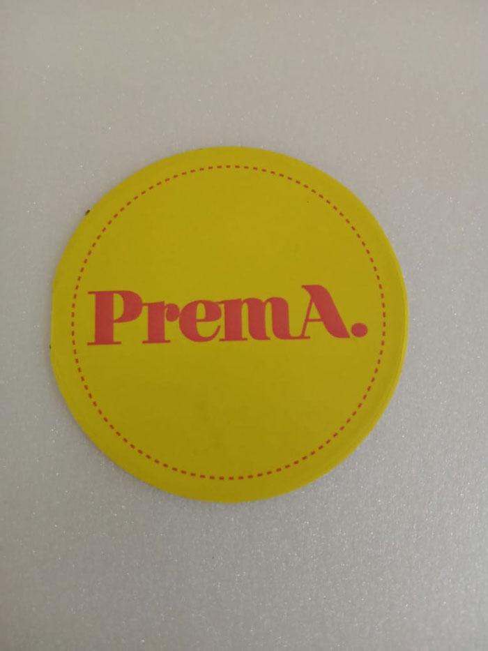 cetak stiker premA