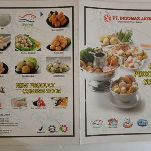 cetak brosur makanan
