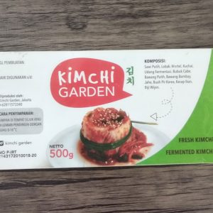 cetak stiker kimchi