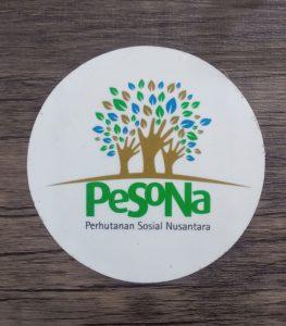 cetak stiker pesona