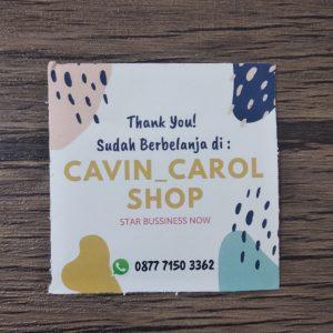Cetak Stiker Calvin_Carol