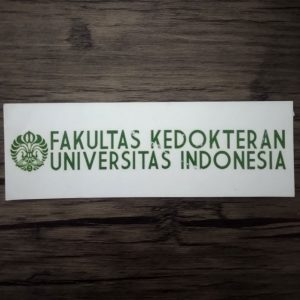 cetak stiker fakultas
